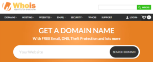Get a domain name