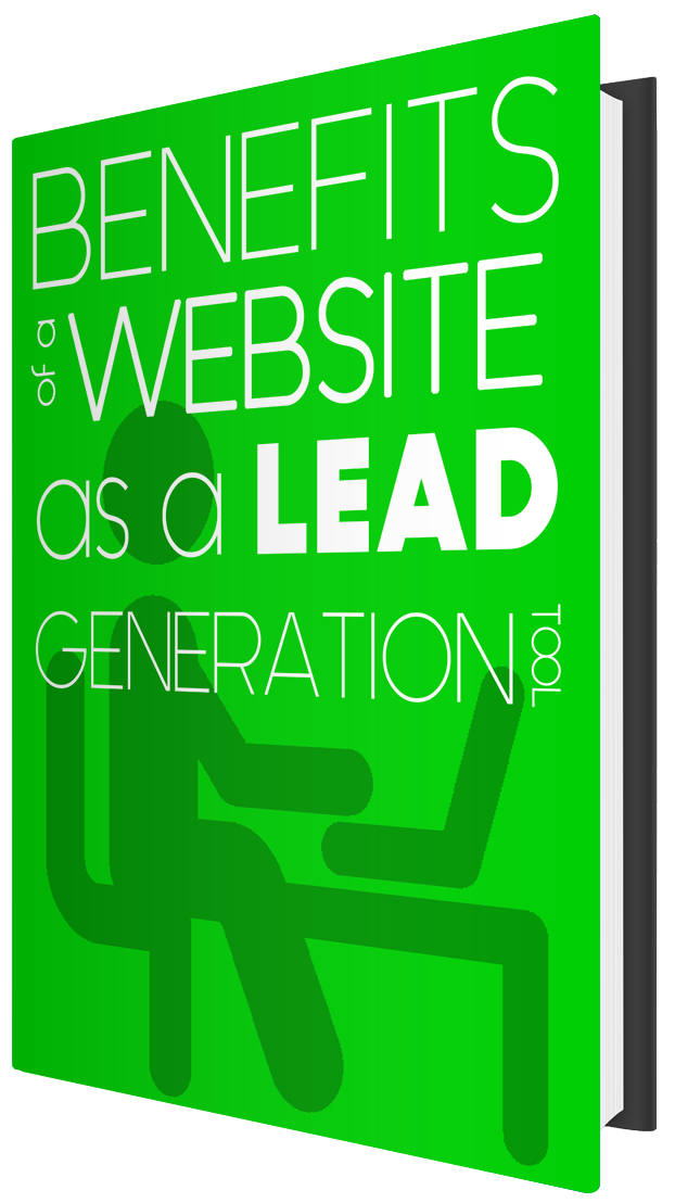 website for lead generation
