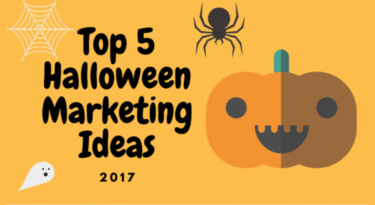 halloween marketing ideas 2017