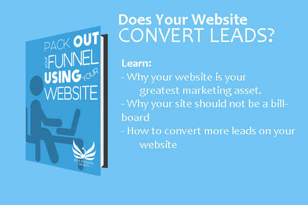 Does Your Website Convert Leads